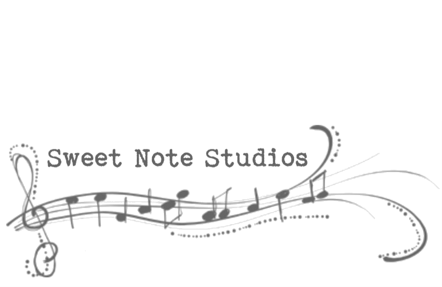 Sweet Note Studios Logo Full